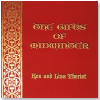 The Gifts of Midwinter Christm album - unique christmas songs