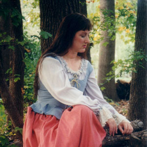 Picture of Lisa Theriot from her album - A Turning of Seasons