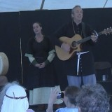 Ken and Lisa Theriot Show Rocks Pennsic