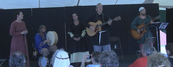 Pennsic Performance of Ken and Lisa Theriot