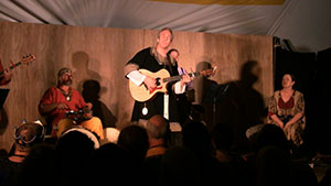 Ken Theriot in concert