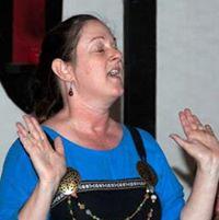 Lisa Theriot at The Green Dragon